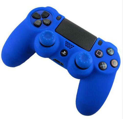 Capa Protetora Da Pele de Silicone Para Sony Playstation 4 Dualshock