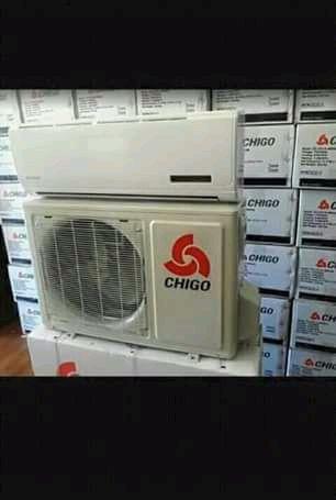 Ar condicionado 18 btu novos a venda