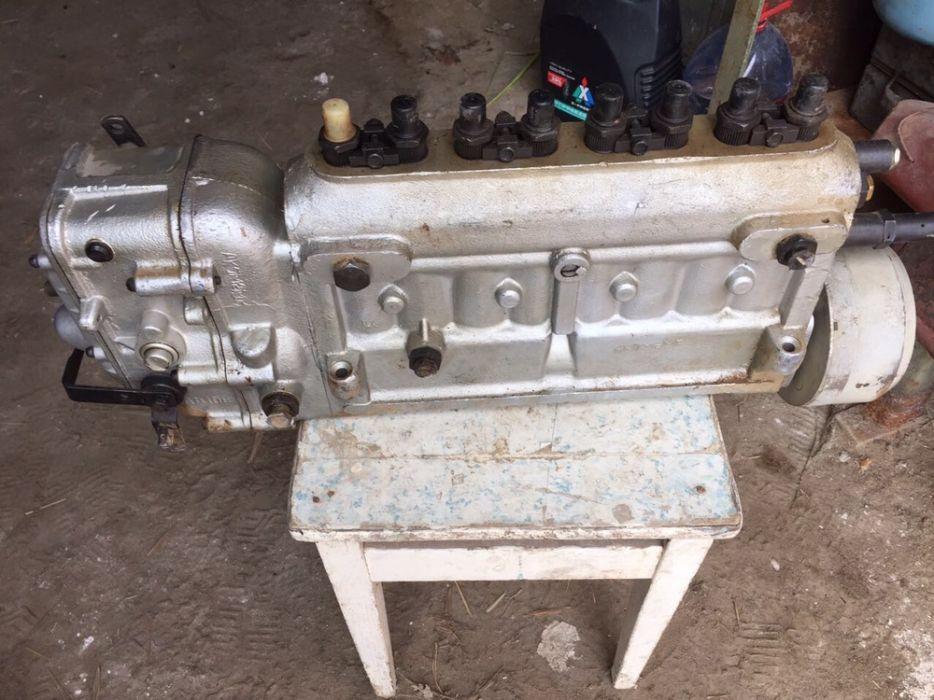 Топливная аппаратура ТНВД на КрАЗ,МАЗ Урал 8 цилиндровый новая в масле