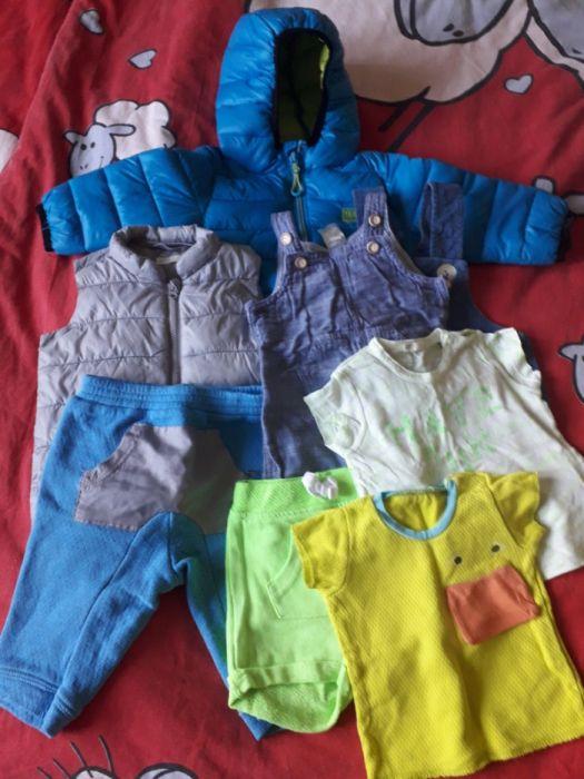 Бебешки дрешки Benetton H&M Reserved