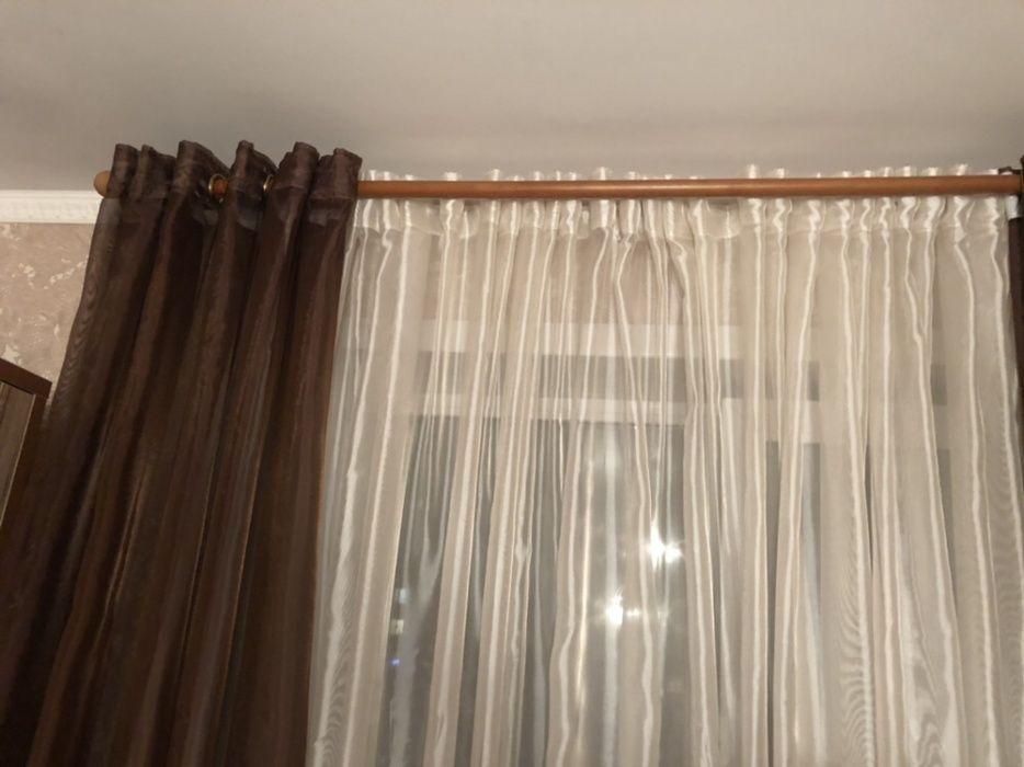 Продам шторы на гардину 3 метра