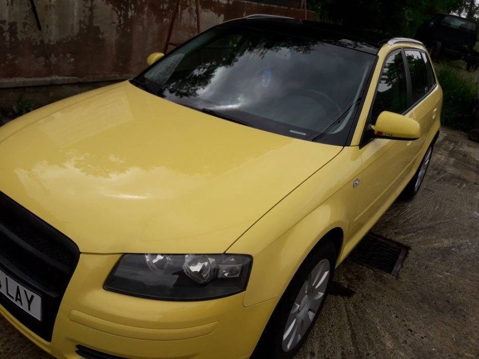 "AUDI A3 2.0tdi 140cai BMM ""PANORAMIC"" an2006"