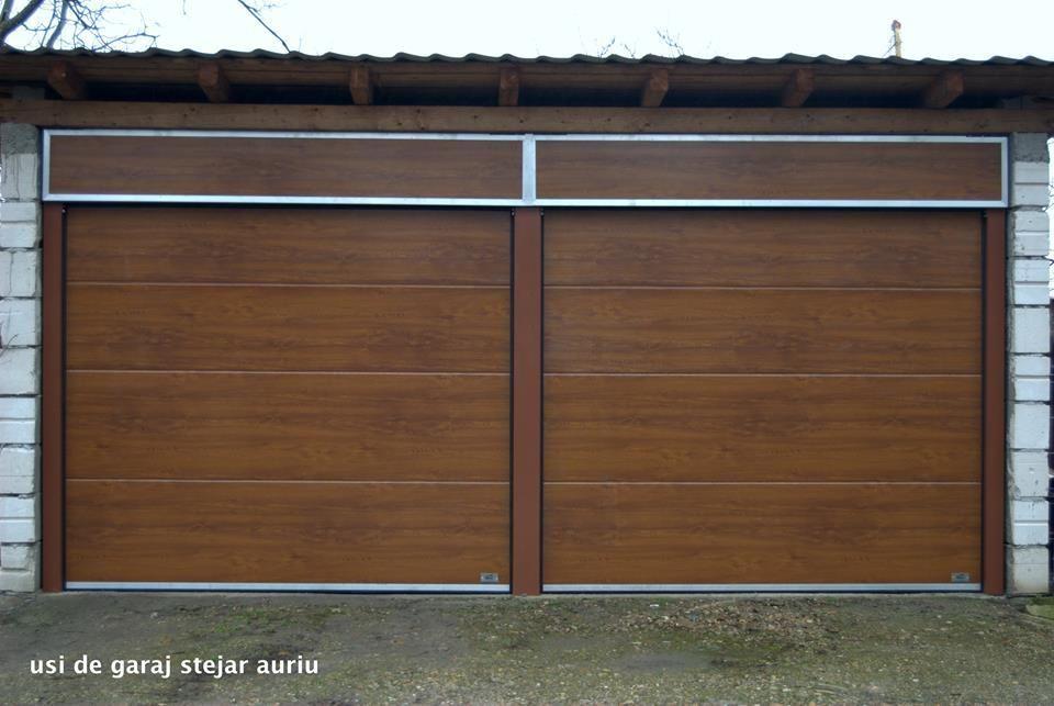 Uși de garaj 2000*2000