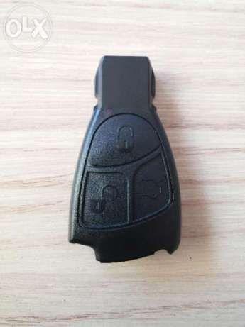 Кутийка за ключ за Мercedes(Мерцедес)-3 бутона
