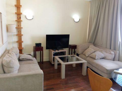 Vende apartamento tipo 1 na polana
