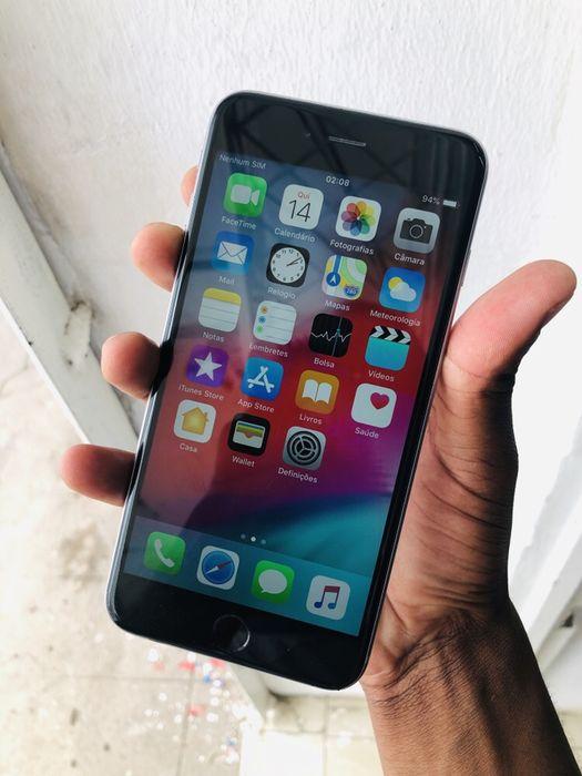 IPhone 6s Plus 32gb De Memória