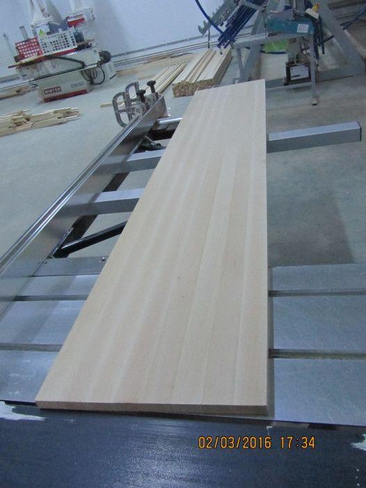 Panouri lemn masiv de TEI