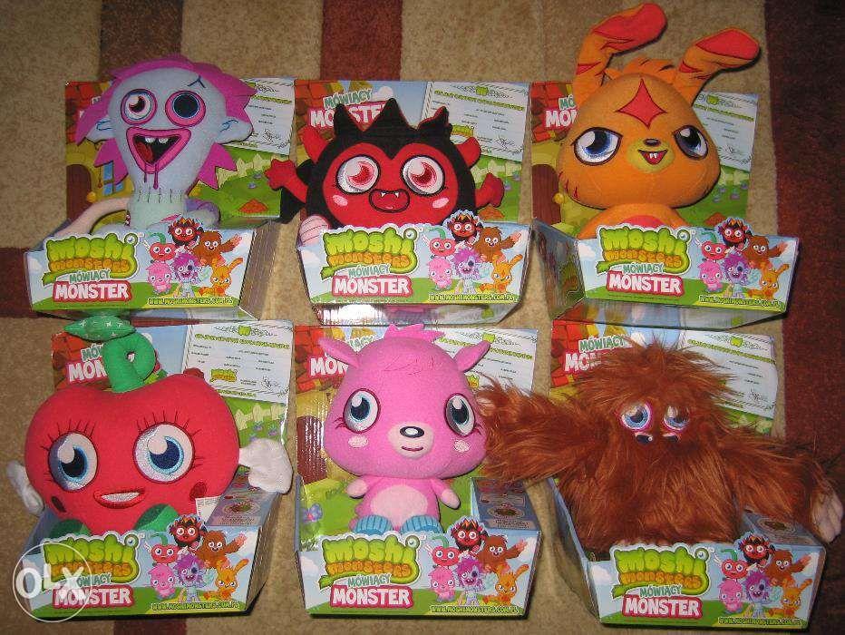 Reducere numai 50lei - Moshi Monsters -