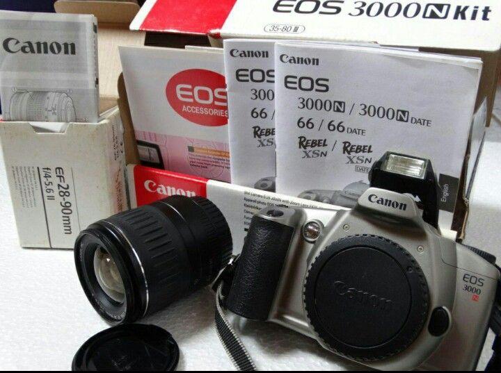 Camera canon disponível