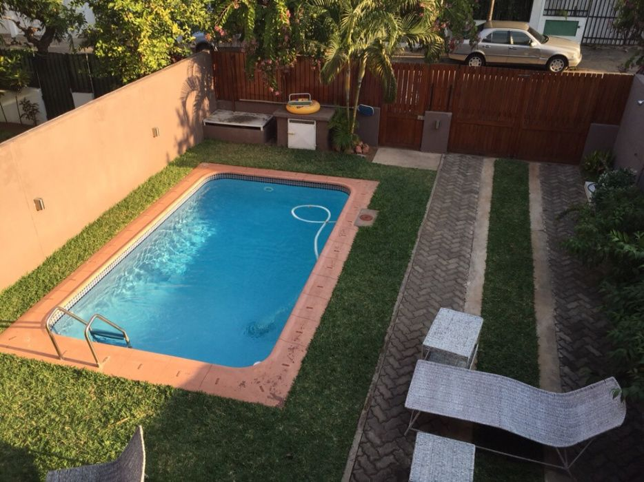 Oliveira manutenção e limpeza de piscinas Maputo