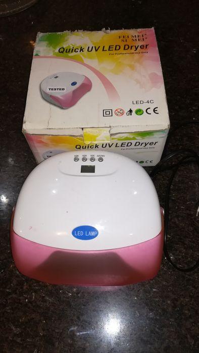 Máquina profissional UV LED para secar unhas