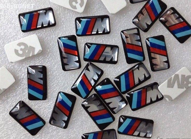 Код 2. Бмв М лого емблеми / Logo BMW M / М пакет