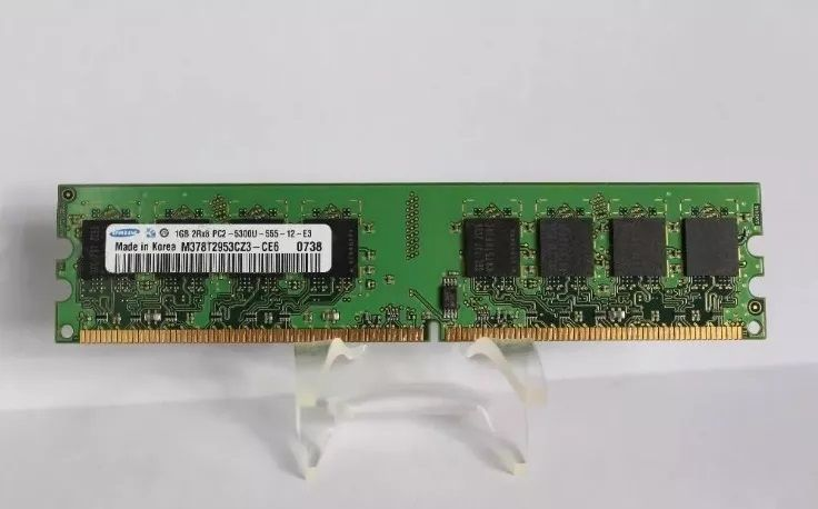 Memorie Samsung kit 2 x 1Gb DDR2 667Mhz PC2-5300U