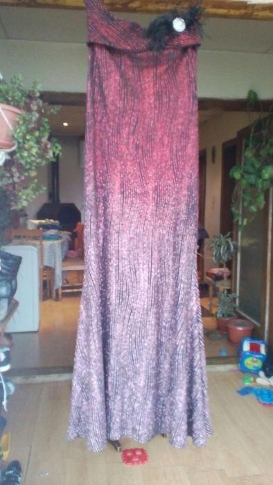 Бална рокля+чанта