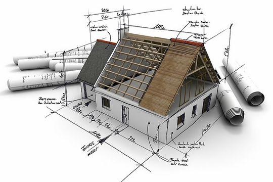 Проектирование жилых и общественных зданий (ЭСКИЗНЫЙ, РАБОЧИЙ ПРОЕКТ)