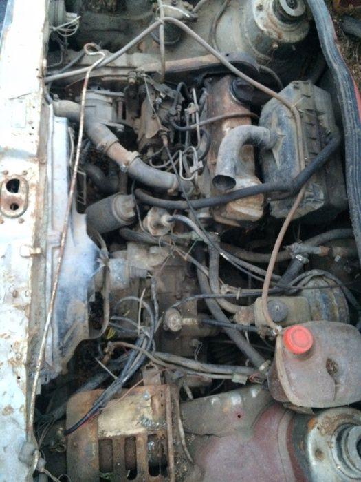 Motor diesel golf 1