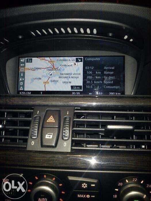 BMW DVD 2018 Harti Nav. Professional CCC 1/3/5/6/X5/X6-E60,E90,E70 Ro.