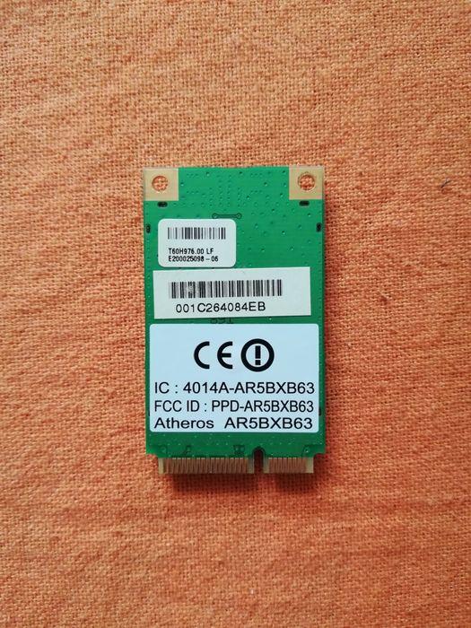 Placa wireless laptop Atheros