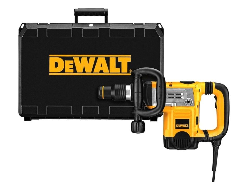 Ciocan demolator SDS MAX 1250W D25831K DeWalt Profesional