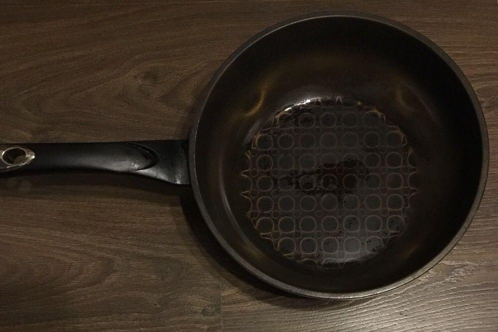 Сковорода вок сотейник FISSMAN 28 см