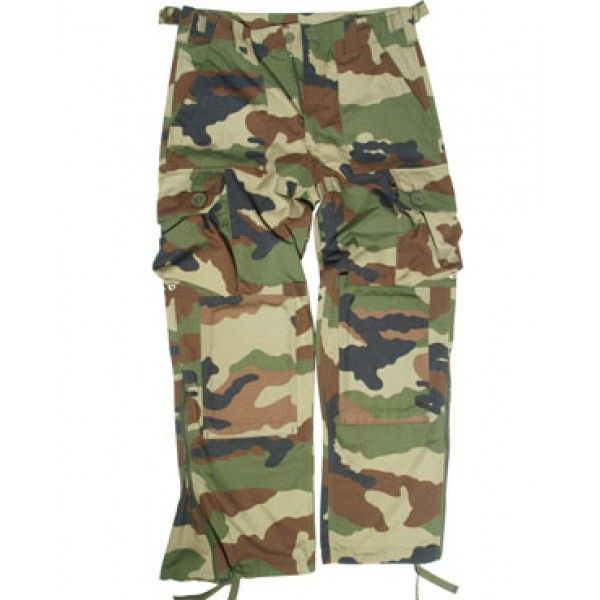 Pantaloni Ripstop Usor MIL-TEC® Camuflaj CCE