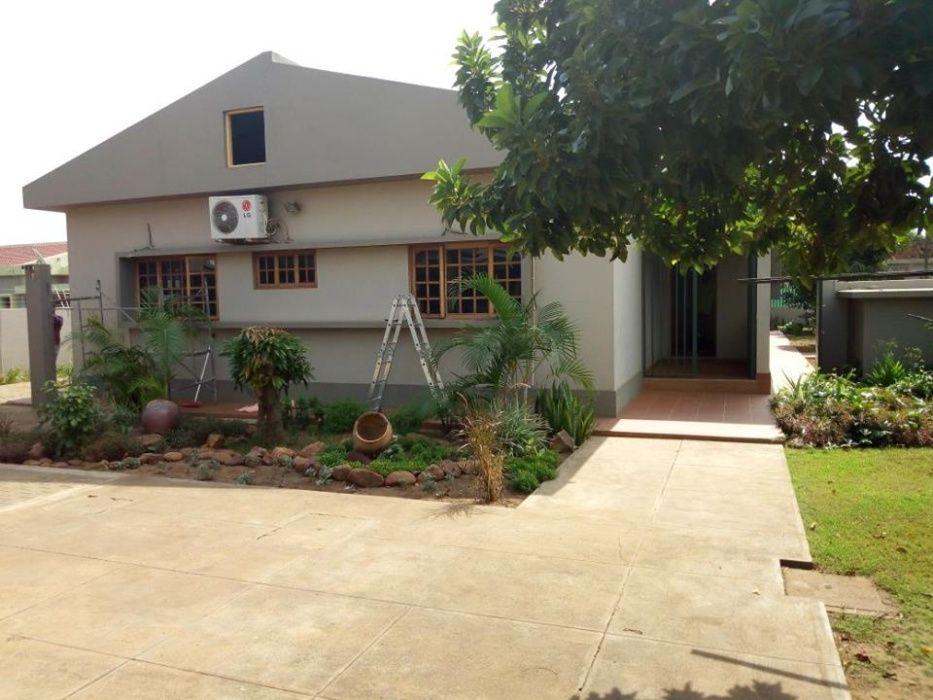 Vivenda espaçosa no bairro de Fomento Sial, na Cidade da Matola