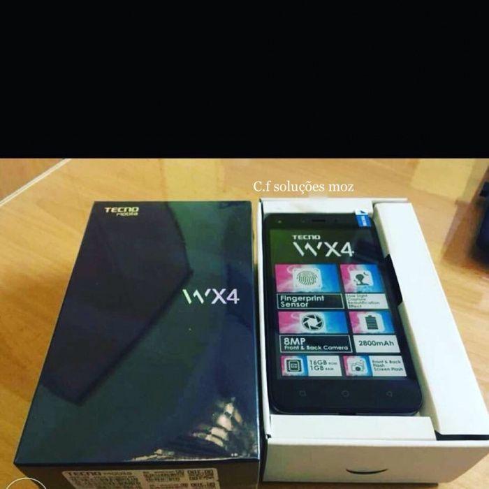 Tecno wx4 16GB dual sim