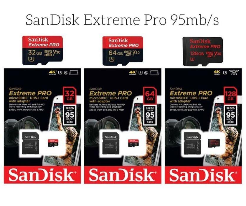 Transcend/Kingston/San Disk Micro SD 128gb Оригинальные 1год гарантии!