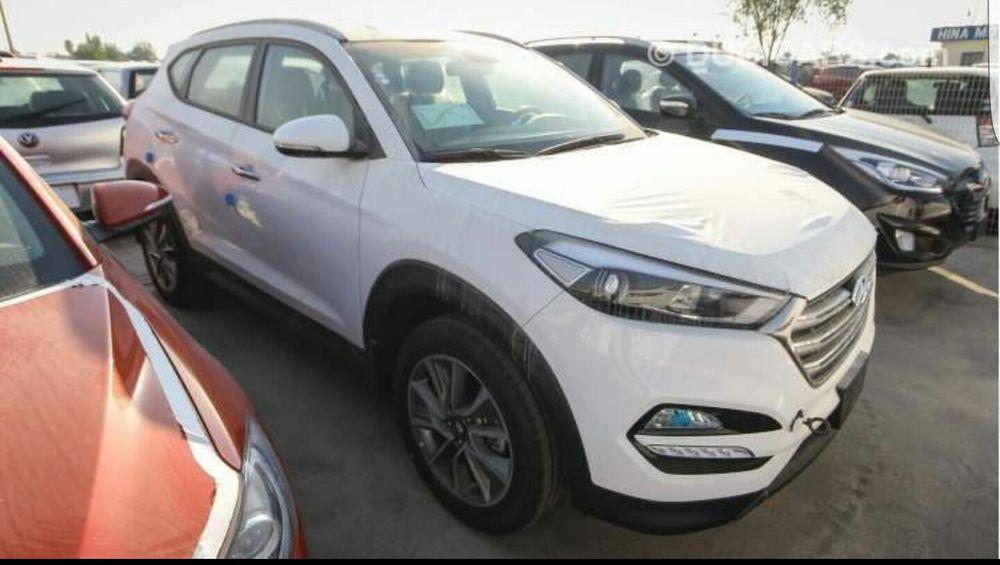 Hyundai Tucson avenda Viana - imagem 1