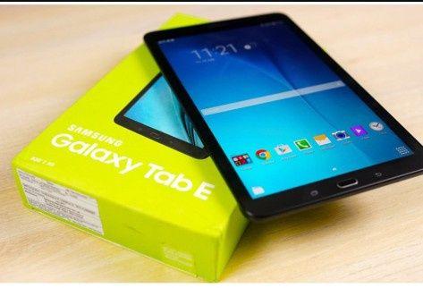 Samsung Tablet E WiFi selado com garantia