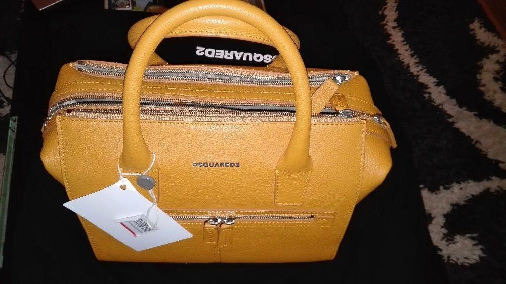 Dsquared2 - нова чанта