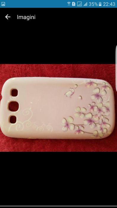 Husa, backcover pt Samsung S 3