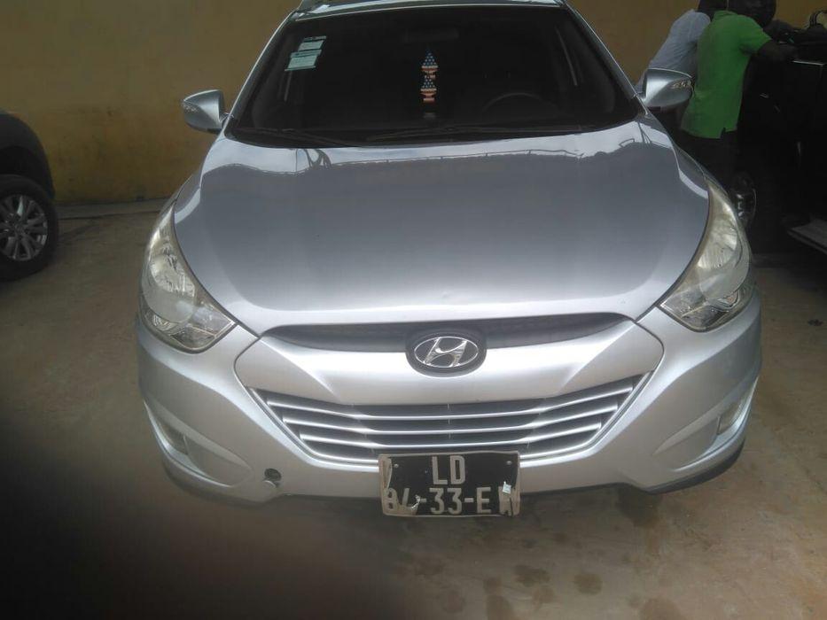 Vende-se este carro hyundai tucson