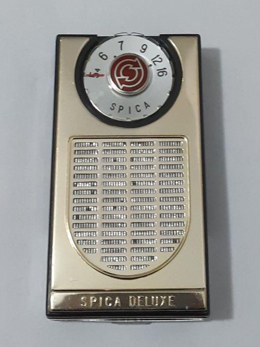 Spica Deluxe ST-608 ORIGINAL Radio Sanritsu Electric Co.,Japan