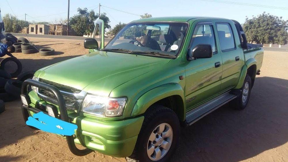 Toyota Raider 2.7
