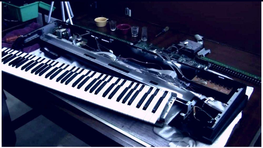 Roland Korg Yamaha etc - reparații ,resoftări ,intreținere și program