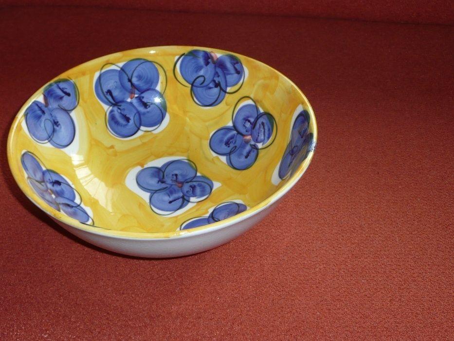 Vas ceramica pictat manual - Italia