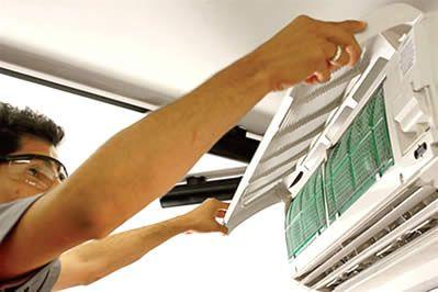 prestamos serviços de reparação de ar condicionados arcas geleiras
