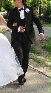 костюм для свадьбы - Фрак