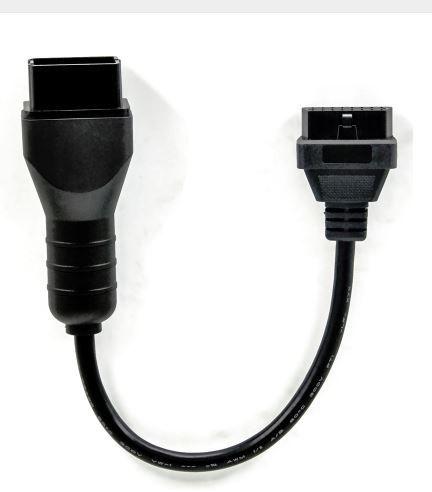 OBD2 Для Renault кабель переходник 12 PIN 16 PIN.