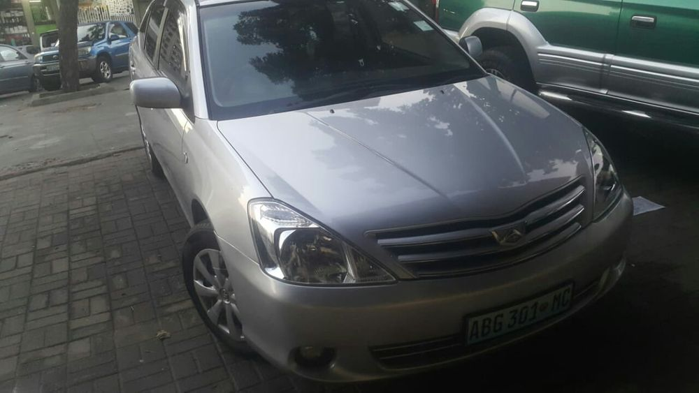 Vendo toyota allion clean