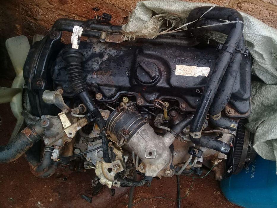 Motor 2l de Toyota