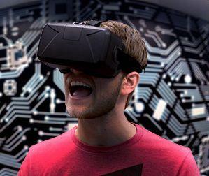 Realidade virtual - oculos para usar com (VR/SmartPhones/TV/computado