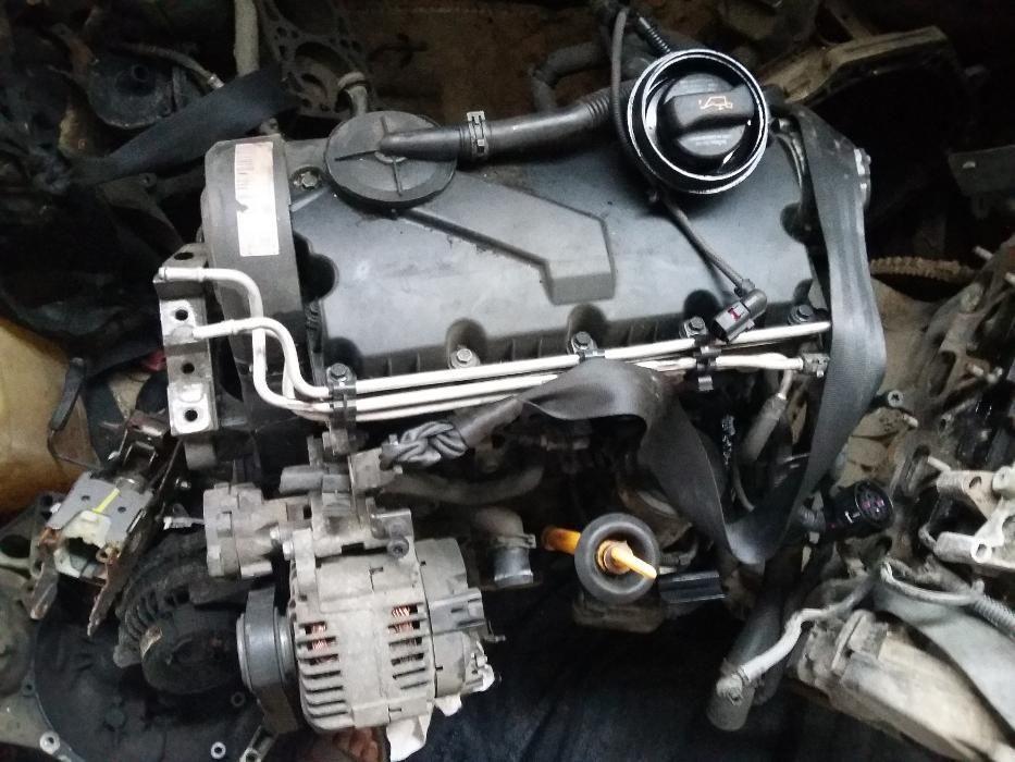 Motor 2000 sdi vw caddy an 2006