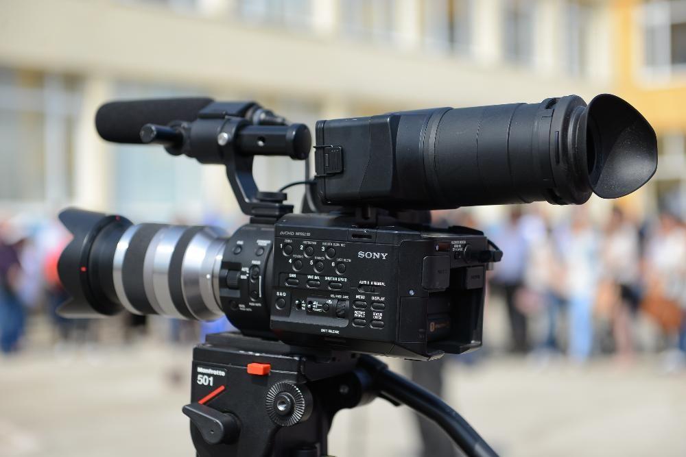 Sony NEX-FS100 Super 35mm Camcorder