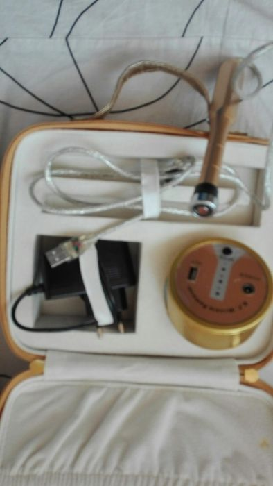 Продавам апарат за домашна радиочестота + подарък