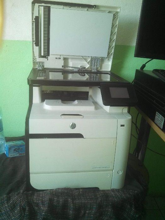 impressora hp laser Jet pro 400 color mfp