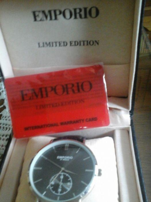 Ceas EMPORIO editie limitata