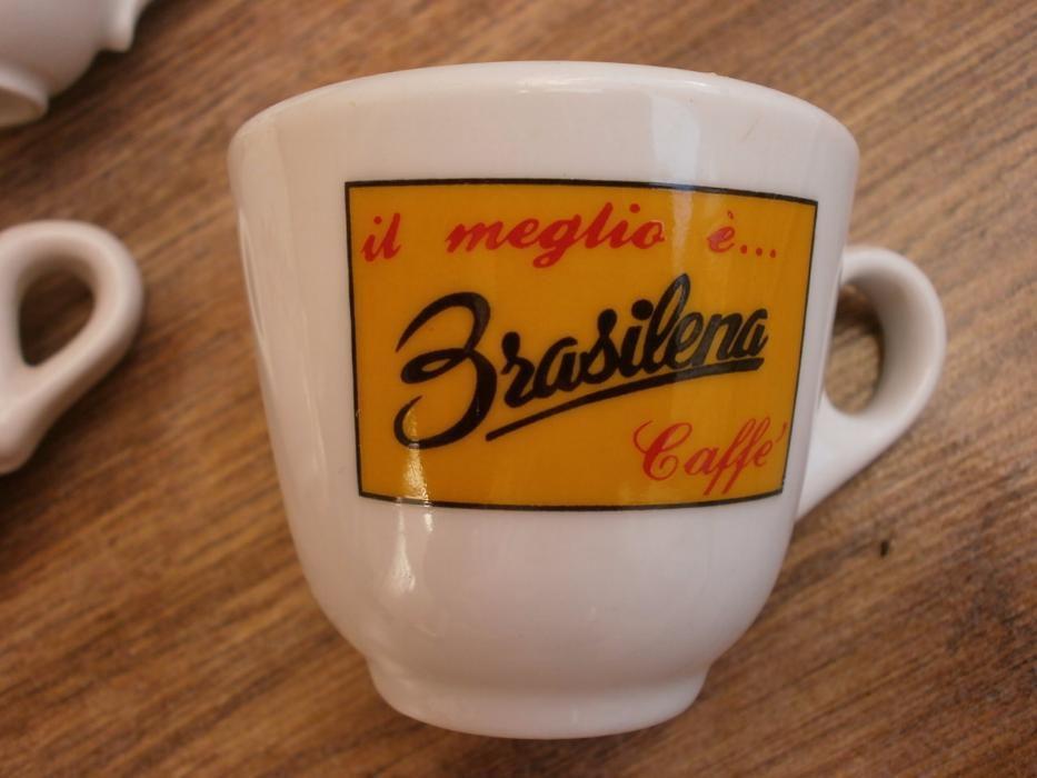 Истински Чаши за Еспресо Barbera, Brasilena