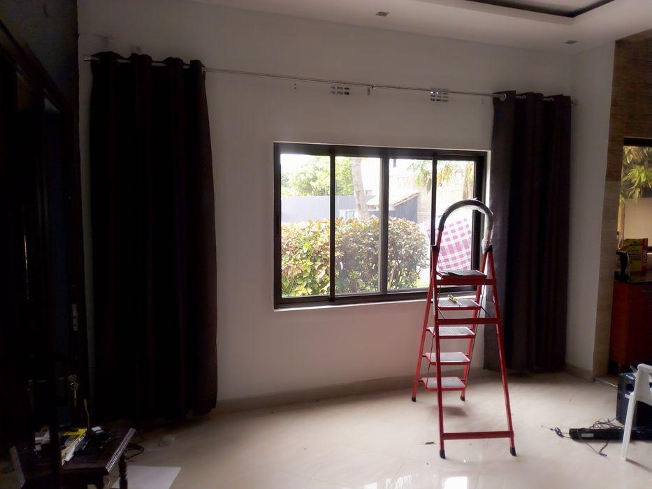 Vendo e faço cortinas
